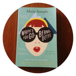Where'd you go bernadette book review